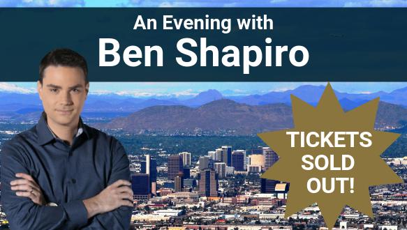 Family Dinner & An Evening with Ben Shapiro