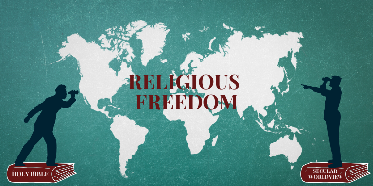 A Voice for Religious Freedom