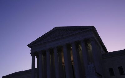 Life, Liberty, and the Power of the Courts