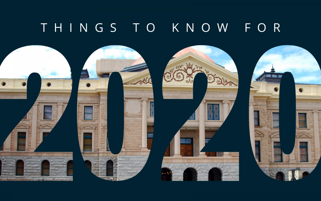 Things To Know For 2020